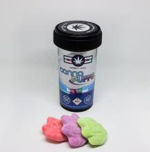 Americanna - Sour CannaPuffs 100mg Rec